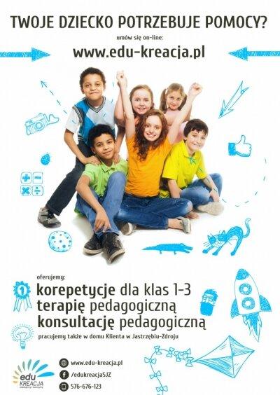 Zapraszamy na korepetycje, konsultacje i terapie w Jastrzębiu-Zdroju